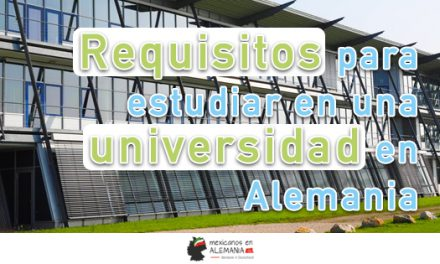 Requisitos para estudiar en una universidad en Alemania