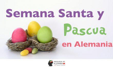 Semana Santa y Pascua en Alemania
