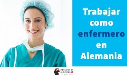 Trabajar como enfermero en Alemania