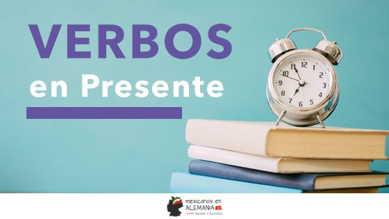 Los verbos en presente