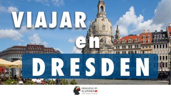 Viajar en Dresden