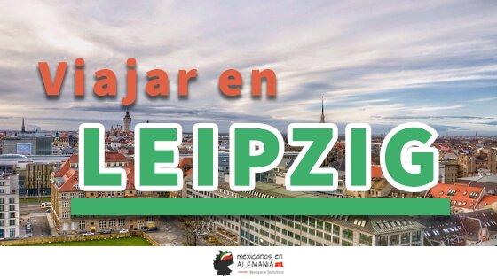 Viajar en Leipzig