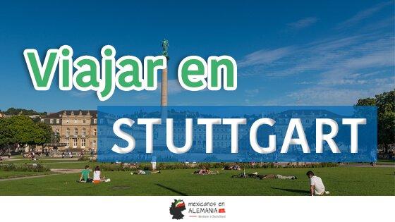 Viajar en Stuttgart