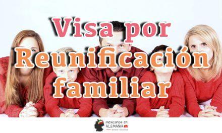 Visa de reunificación familiar