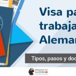 Visa para trabajar en Alemania