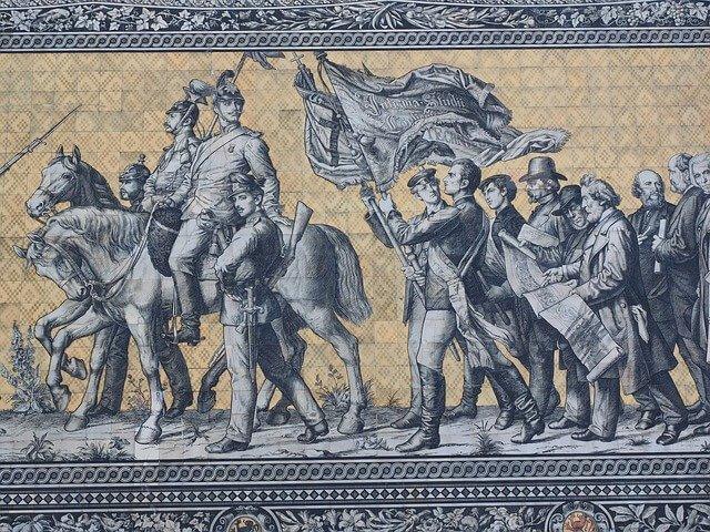 Dresden-Historia