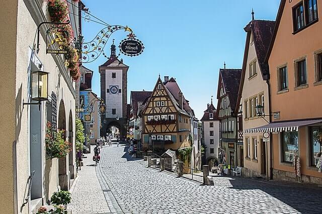Septiembre en Alemania - Reichstadt Festival