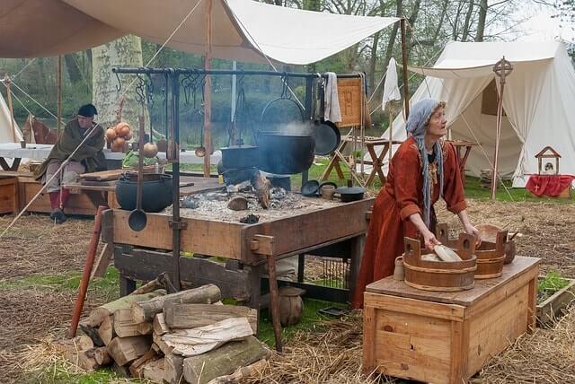 Septiembre en Alemania - Festival Medieval