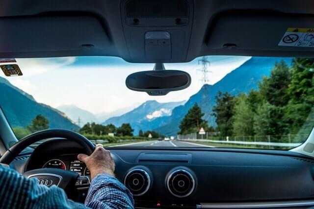 transporte en Alemania - coche