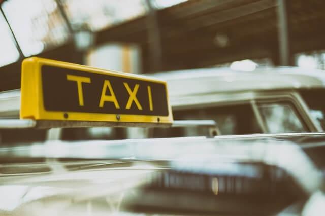 transporte en Alemania - taxi