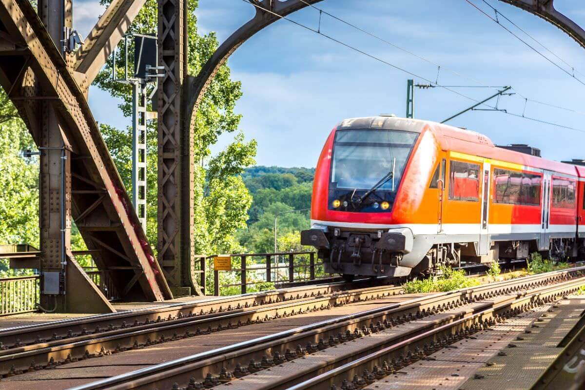 tren Alemania