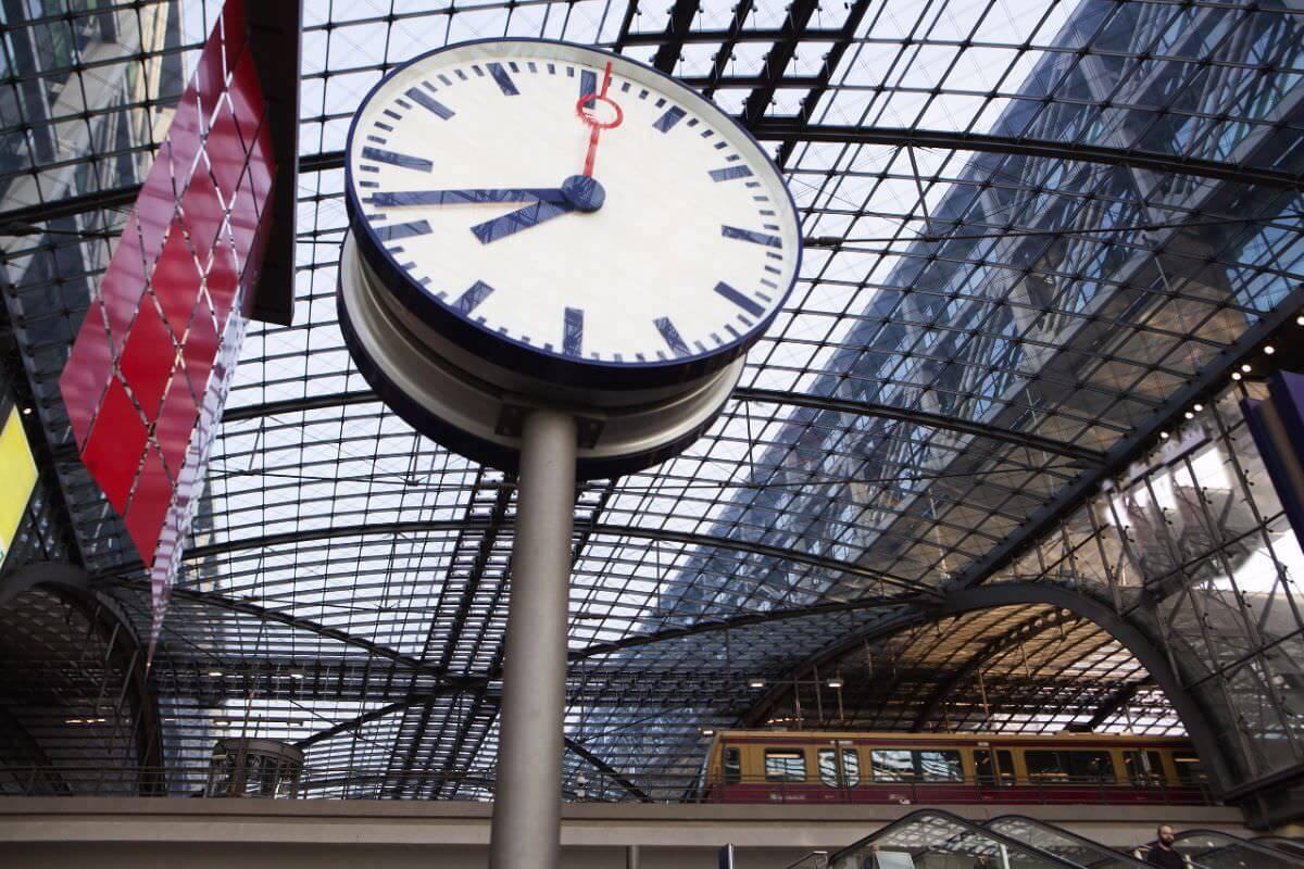 comprar boleto tren en Alemania