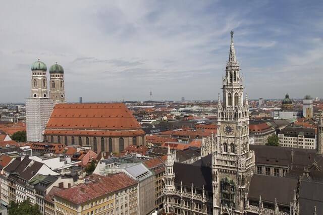 las universidades en Alemania por ciudad - Munich