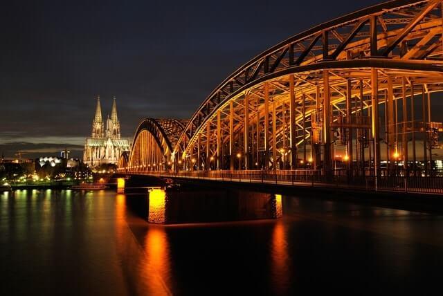las universidades en Alemania por ciudad - Colonia