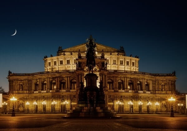 las universidades en Alemania por ciudad - Dresden