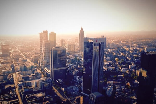 las universidades en Alemania por ciudad - Frankfurt