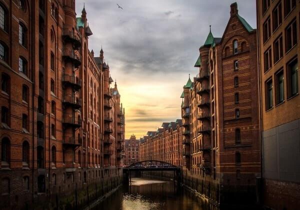 las universidades en Alemania por ciudad - Hamburgo