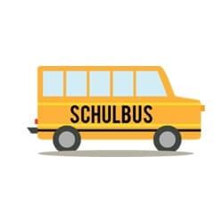 vocabulario en aleman transporte - bus escolar