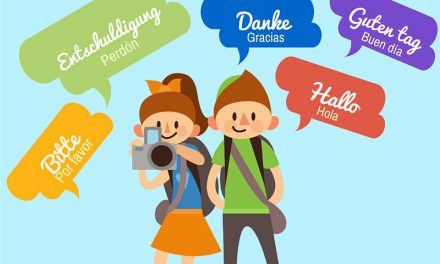 Vocabulario en alemán – viajar
