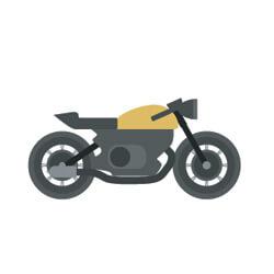 vocabulario en aleman transporte moto