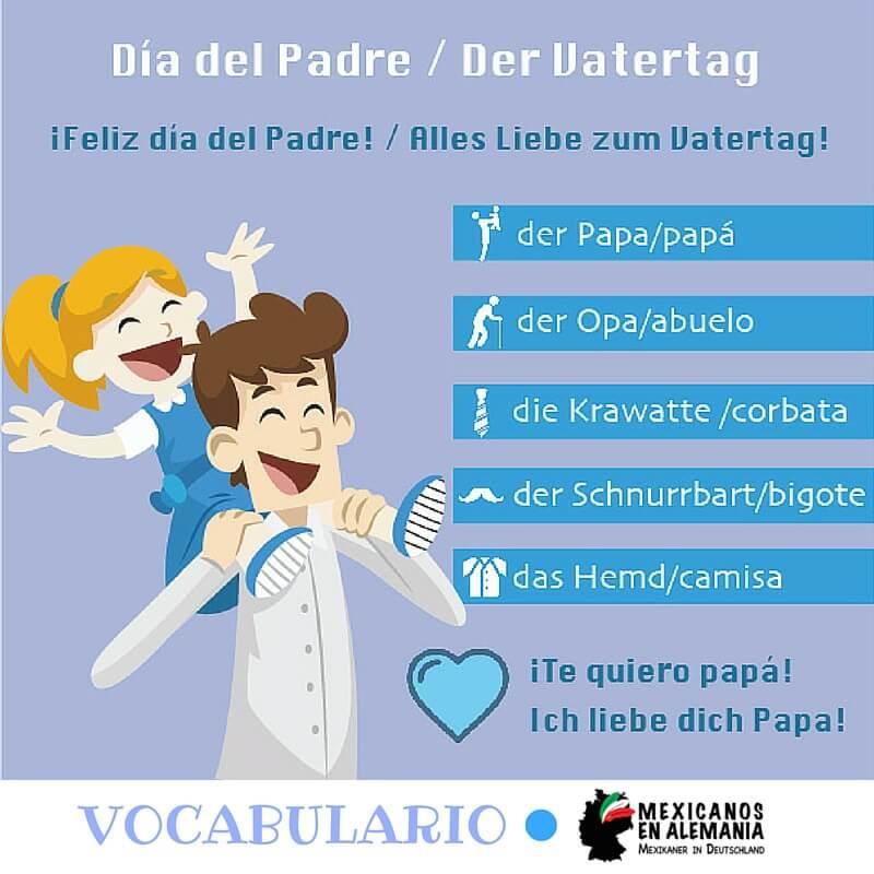 vocabulario papa